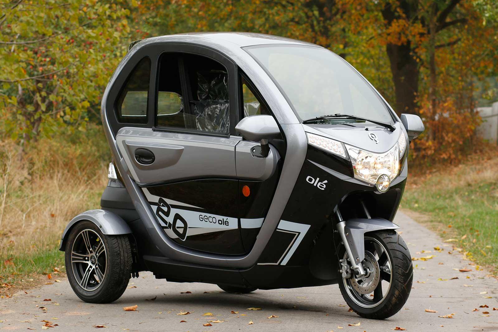 elektro auto e lord e leichtkraftfahrzeug scooter. Black Bedroom Furniture Sets. Home Design Ideas